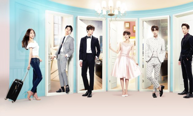 Download Cinderella and the Four Knights Korean Drama