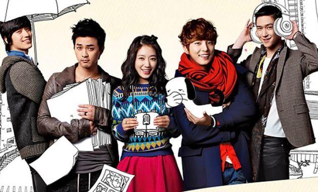 Download Flower Boy Next Door Korean Drama