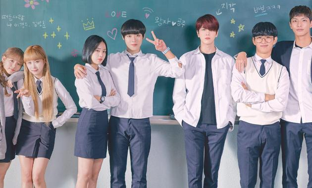 Download Love Revolution Korean Drama