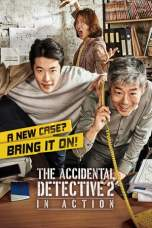 The Accidental Detective 2: In Action 2018 HDRip 480p & 720p Download Full Movie