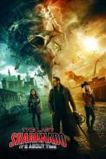 The Last Sharknado: It's About Time 2018 BluRay 480p & 720p Free Movie Download and Watch Online