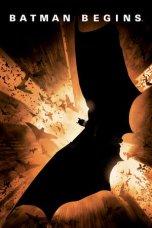 Batman Begins 2005 Dual Audio 480p & 720p Movie Download in Hindi