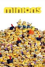 Minions 2015 Dual Audio 480p & 720p Movie Download in Hindi