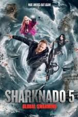 Sharknado 5: Global Swarming 2017 BluRay 480p & 720p Full HD Movie Download