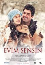 Evim Sensin (2012) DVDRip 480p & 720p Full HD Movie Download