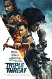 Triple Threat (2019) WEB-DL 480p & 720p HD Movie Download
