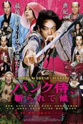 Punk Samurai Slash Down (2018) BluRay 480p & 720p HD Movie Download