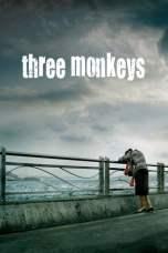 Three Monkeys (2008) BluRay 480p & 720p Free HD Movie Download