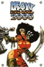 Heavy Metal 2000 (2000) DVDRip 480p & 720p Free HD Movie Download