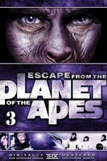 Escape from the Planet of the Apes (1971) BluRay 480p & 720p Download