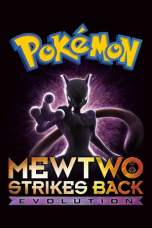 Pokémon: Mewtwo Strikes Back - Evolution (2019) WEB-DL 480p & 720p