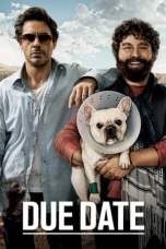Due Date (2010) BluRay 480p & 720p Free HD Movie Download