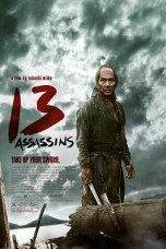 13 Assassins (2010) BluRay 480p & 720p Japanese Movie Download