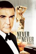 Never Say Never Again (1983) BluRay 480p & 720p Free HD Movie Download