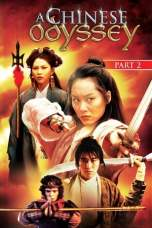 A Chinese Odyssey Part Two: Cinderella (1995) BluRay 480p & 720p Movie Download