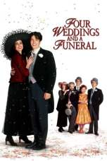 Four Weddings and a Funeral (1994) BluRay 480p & 720p Movie Download