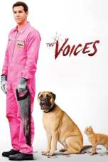 The Voices (2014) BluRay 480p & 720p Free HD Movie Download