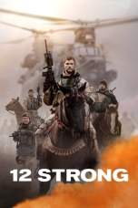 12 Strong (2018) BluRay 480p & 720p Movie Download Sub Indo