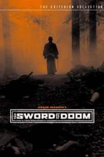 The Sword of Doom (1966) BluRay 480p | 720p | 1080p Movie Download