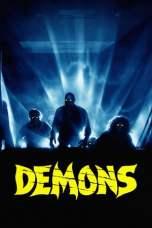 Demons (1985) BluRay 480p, 720p & 1080p Mkvking - Mkvking.com