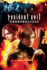 Resident Evil: Degeneration (2008) BluRay 480p, 720p & 1080p Movie Download