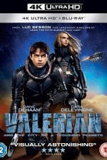 Valerian and the City of a Thousand Planets (2017) BluRay 480p & 720p Download