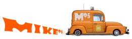 Mike 95 Medium
