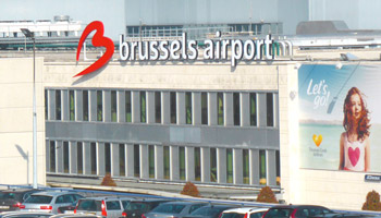 Luchthaven Brussel of Brussels Airport
