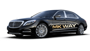 zakenvervoer met chauffeur