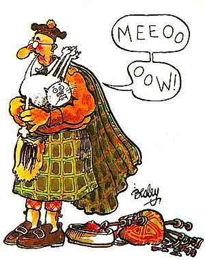 анекдоты про шотландцев