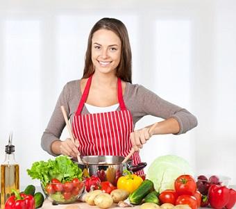 зачем обязательно есть овощи