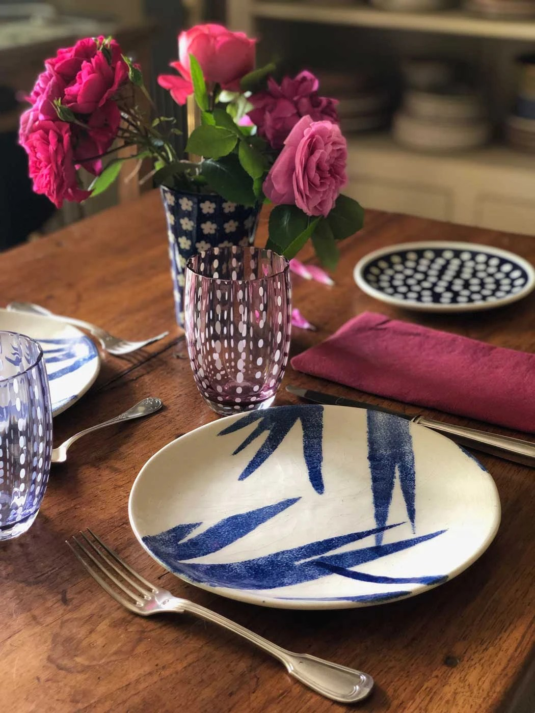 easy table setting for every day une