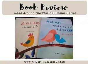 Book Review for Read around the world summer series