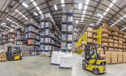 warehouse lighting high bay led