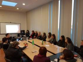 CinimoDobroVolontirajmo-Okrugli stol - Umrezavanje OCD-a i javnih ustanova u socijalnom i zdravstvenom sustavu