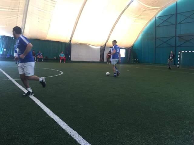 Opštinska liga fudbal