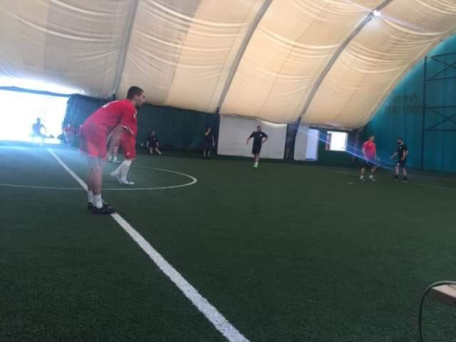 Opštinska liga u malom fudbalu