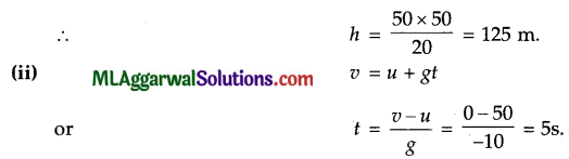 ICSE Class 9 Physics Sample Question Paper 10 with Answers 6