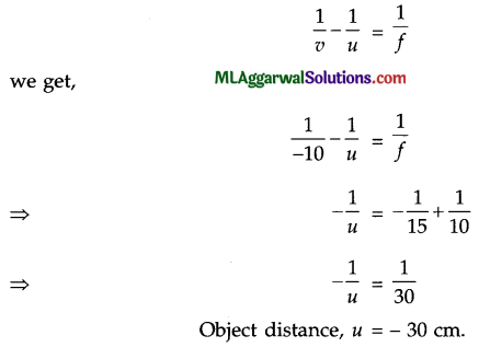 ICSE Class 9 Physics Sample Question Paper 10 with Answers 8