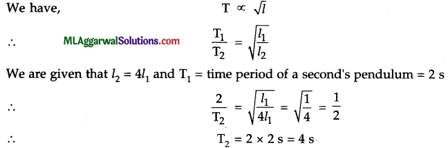 ICSE Class 9 Physics Sample Question Paper 3 with Answers 3