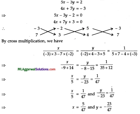ICSE Class 9 Maths Sample Question Paper 1 with Answers 14