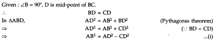 ICSE Class 9 Maths Sample Question Paper 1 with Answers 26