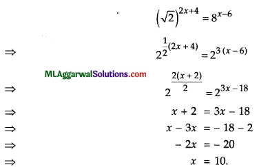 ICSE Class 9 Maths Sample Question Paper 3 with Answers 27