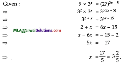 ICSE Class 9 Maths Sample Question Paper 5 with Answers 25