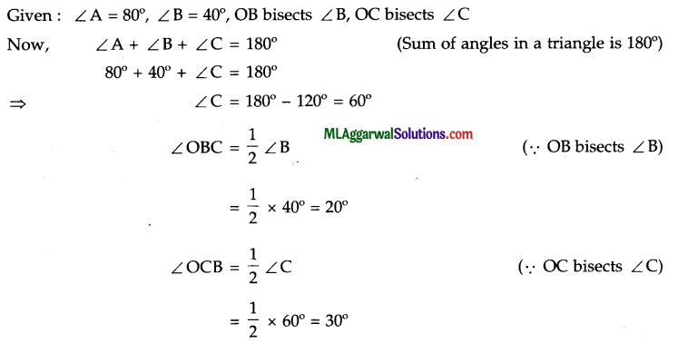 ICSE Class 9 Maths Sample Question Paper 9 with Answers 21