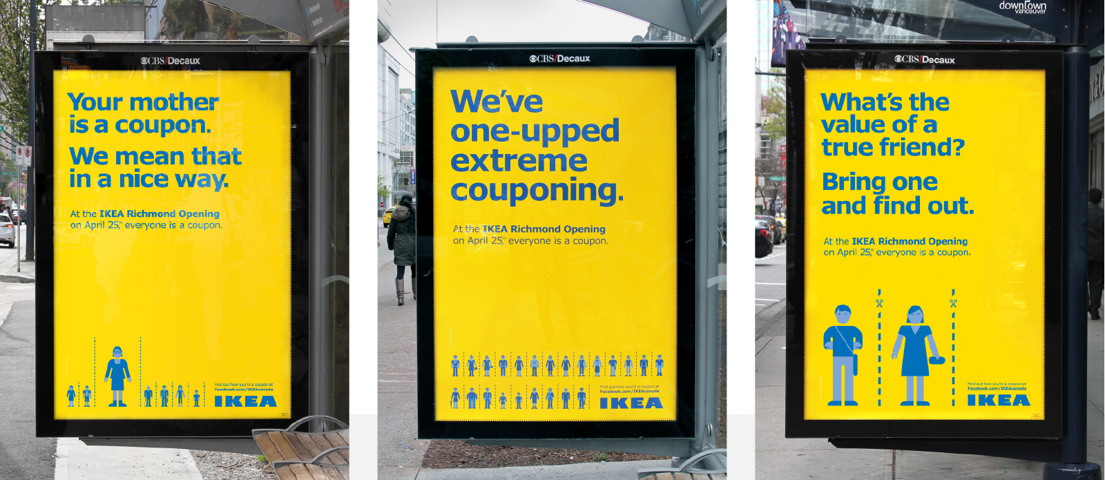 IKEA Hman Coupons Integrated Campaign Advertising