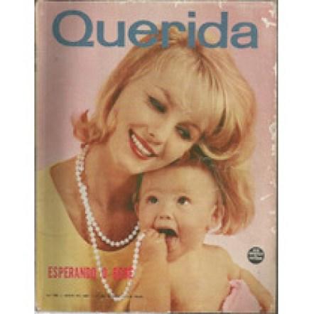 Brasil 1964 Revista Querida Nº 239 Editora Rge