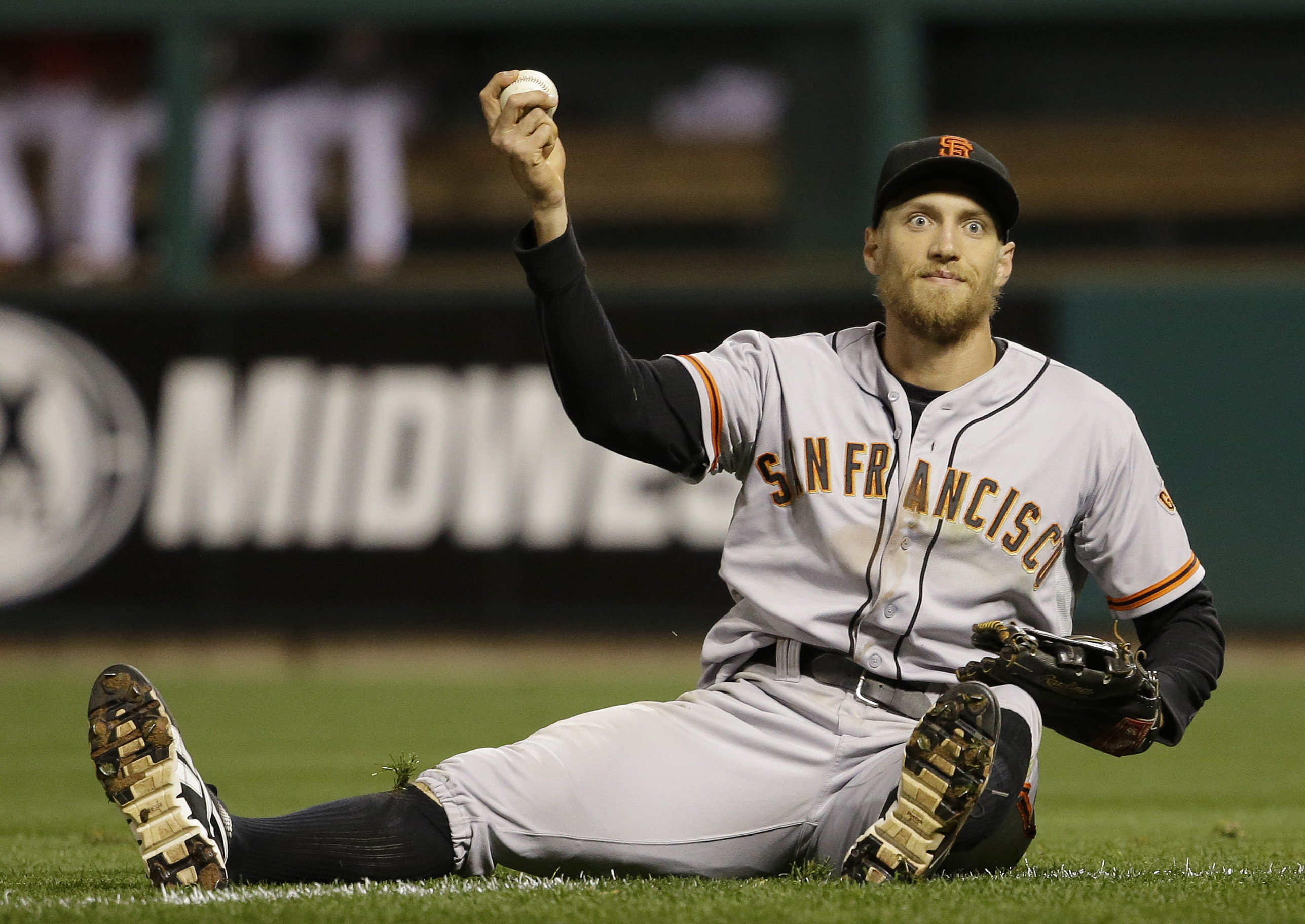Image result for hunter pence