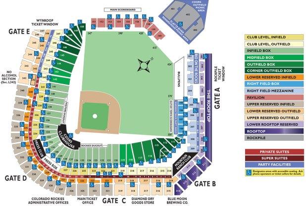 Seating Chart Coors Field Brokeasshome Com