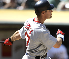 Ryan Ludwick's surprising start has offered protection to Albert Pujols with a team-leading 13 home runs